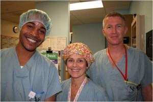 Perioperative Staff