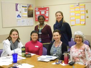 Team meeting with RCH NICU & Lab