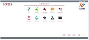 BC PSLS Landing Page