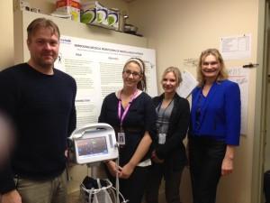 Chilliwack General Hospital IPU nursing and medical monitoring