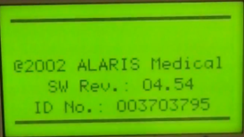 Software Version 4.54