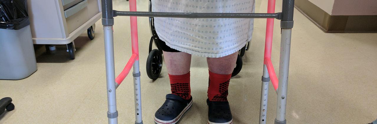 Red-Socks St. Paul's Hospital